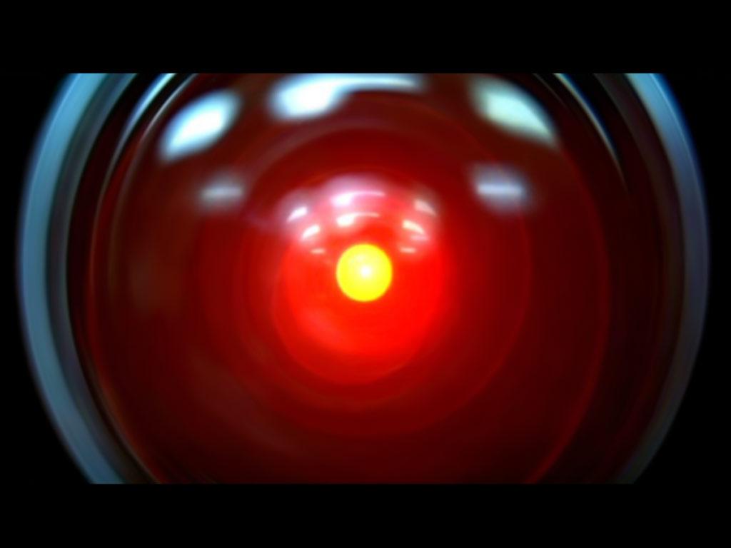Immagine di Hal origine: 2001 Odissea nello Spazio