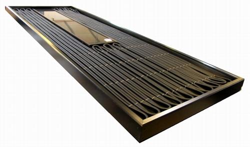 Pannello Solare Aria Calda Vendita : Costruire un pannello solare a lattine reyboz