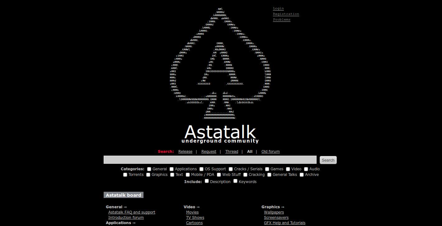 Astatalk motore di ricerca - Reyboz Blog