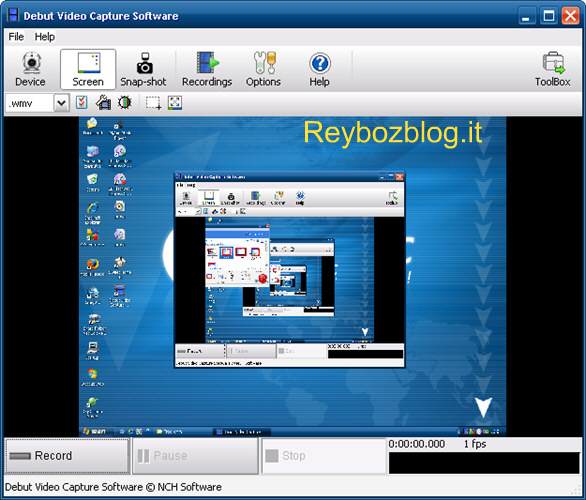 Debut video capture software - Reyboz Blog