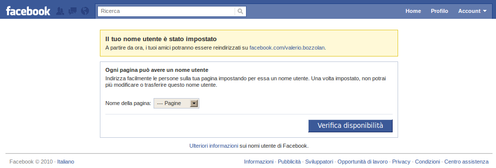 Settaggio chat di Facebook su Empathy - Reyboz Blog