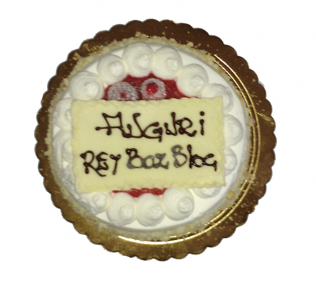 Qualche parola per l'anniversario del Reyboz!