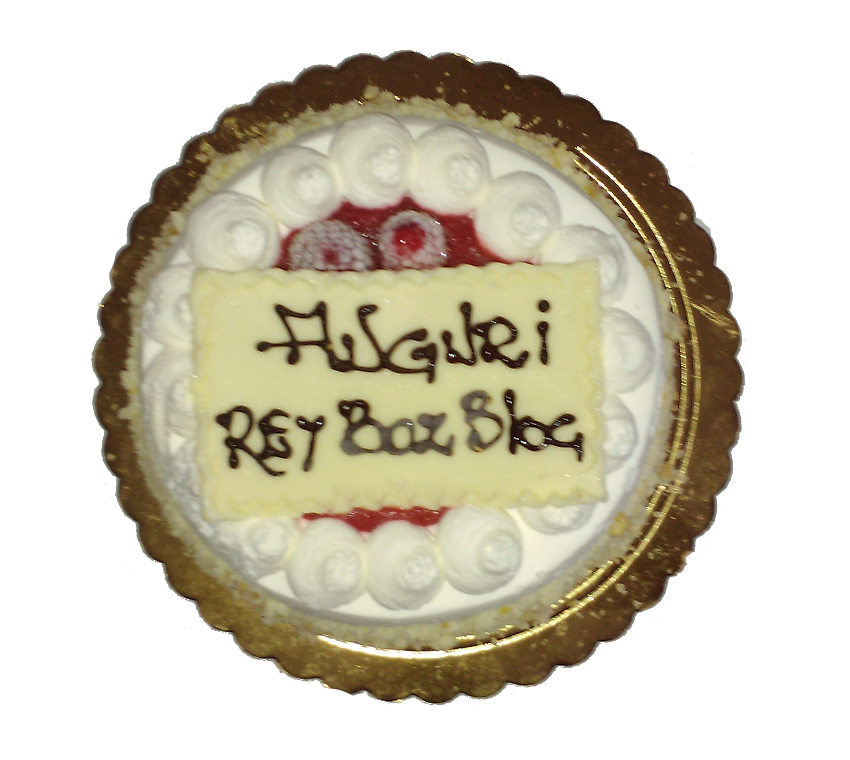 Buon compleanno Reyboz Blog!