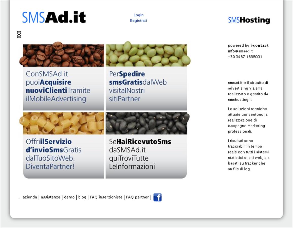 SMSAd.it - Messaggi gratis dal web - Reyboz Blog