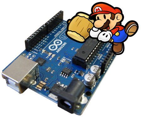 Arduino – Best of Super Mario Bros (2 Voci)