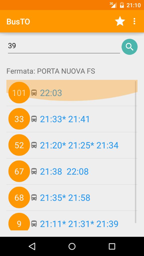 BusTO — Libera il trasporto pubblico Piemontese