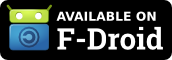 Disponibile su F-Droid